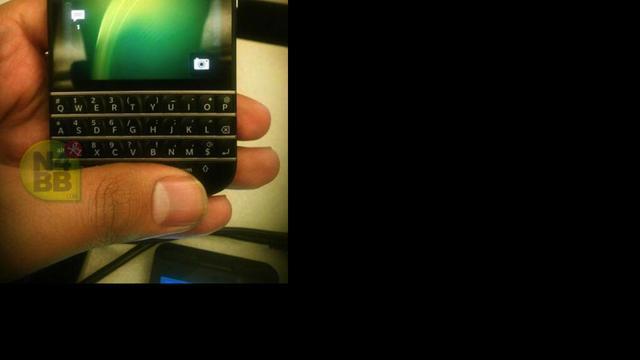 Duidelijker beeld nieuwe Blackberry gelekt