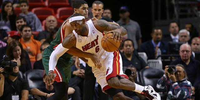 Miami Heat ook onderuit bij Milwaukee Bucks