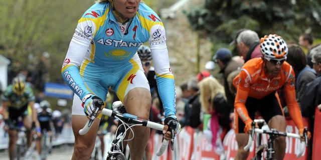 Sterke ploeg Astana in Australië