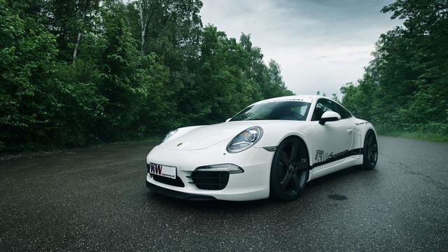 Porsche KW-911 instellen met iPhone