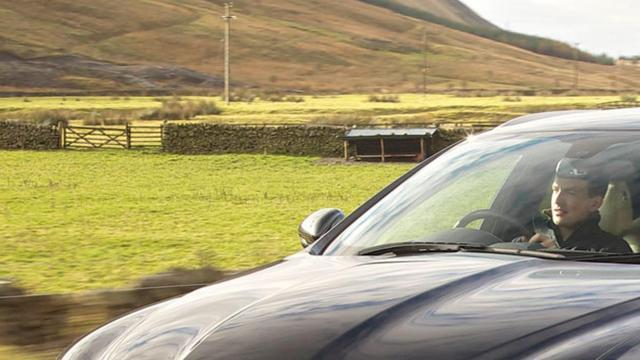 Mogelijk Jaguar XFR Sportbrake