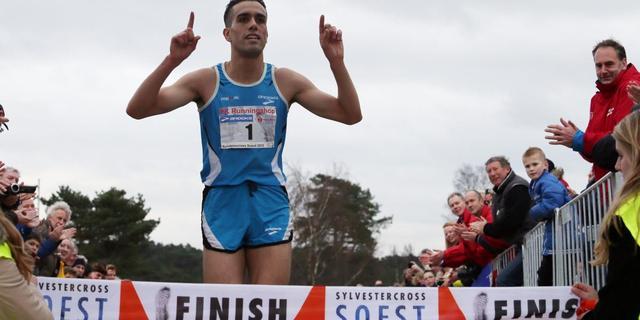 Choukoud wint Sylverstercross in Soest