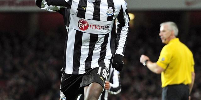 'Demba Ba op weg naar Chelsea'