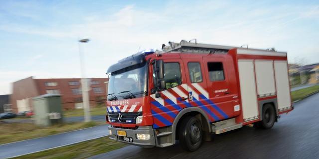 Loods met oldtimers afgebrand in Kerkrade