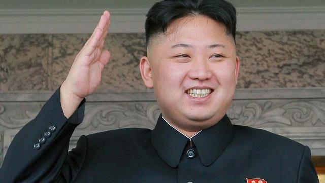 Oorlogstaal Noord-Korea belemmert handel niet