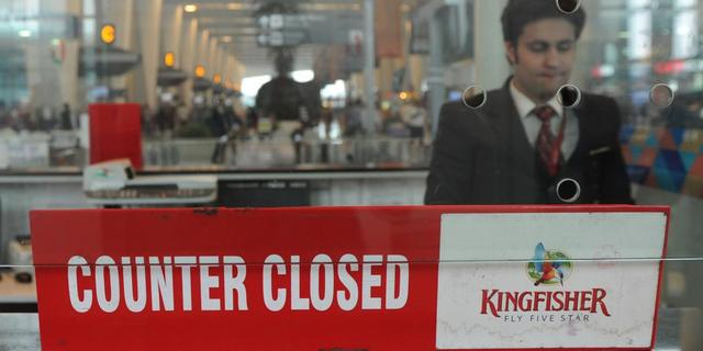 Vliegmaatschappij Kingfisher vindt geld voor doorstart