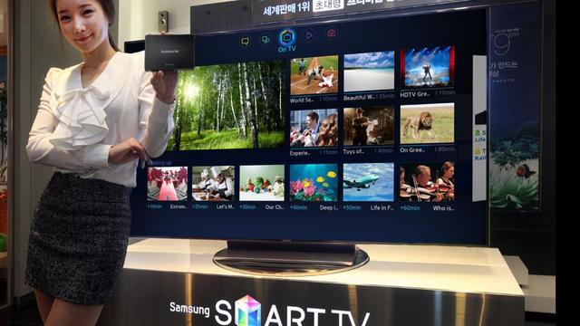 Samsung updatet oude smart tv's met Evolution Kit