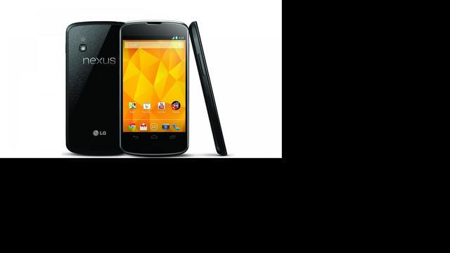 Nexus 4 vanaf nu ook in Nederland te koop