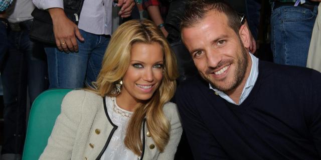 Rafael en Sylvie van der Vaart gaan scheiden