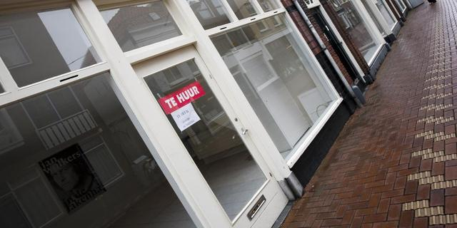 Leiden wil leegstand in centrum terugdringen met provinciale subsidie
