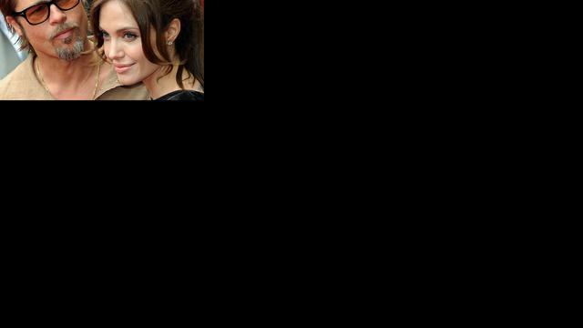 Brad Pitt roemt 'heldhaftige' Angelina Jolie