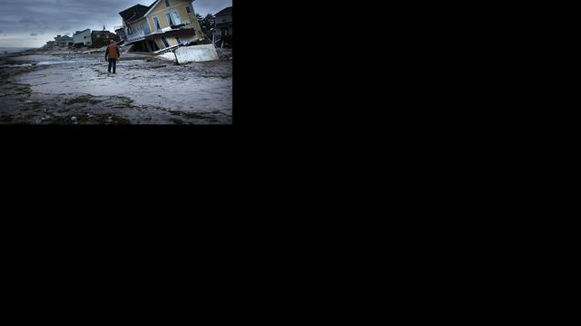 Huis VS stemt over hulpgelden Sandy