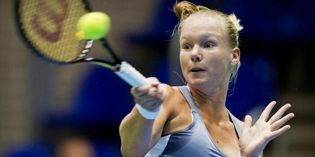 Rus en Bertens maandag in actie op Australian Open