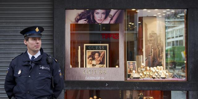 Ontsnapte tbs'er gepakt tijdens overval op juwelier