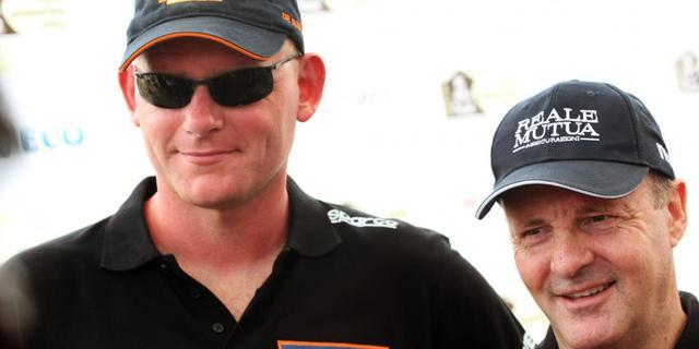 Trucker De Rooy start overtuigend aan Dakar Rally
