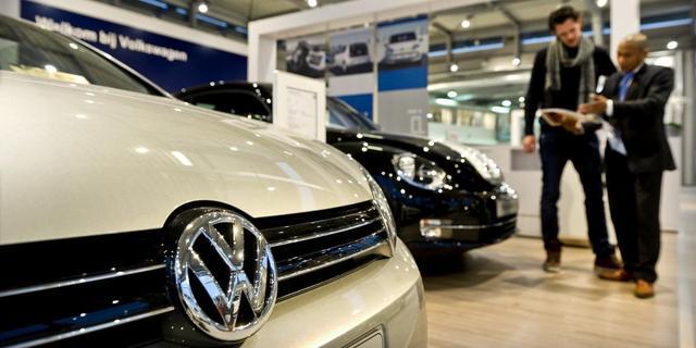 Verwachting autoverkopen in 2013 verlaagd