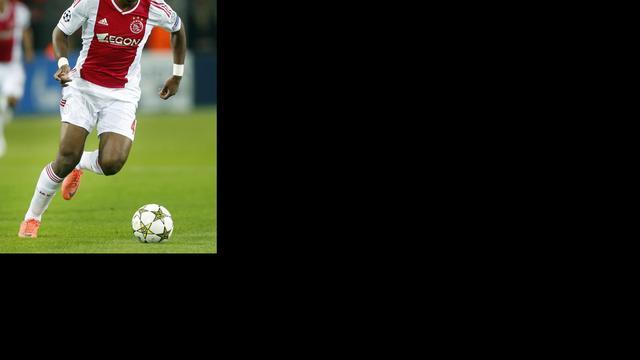 Babel hervat na twee maanden groepstraining bij Ajax