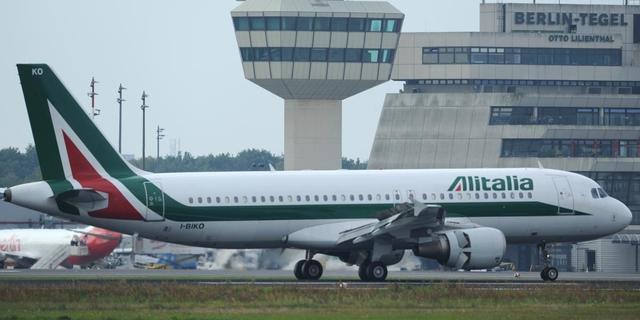 'Meer bedenktijd voor investeerders Alitalia'