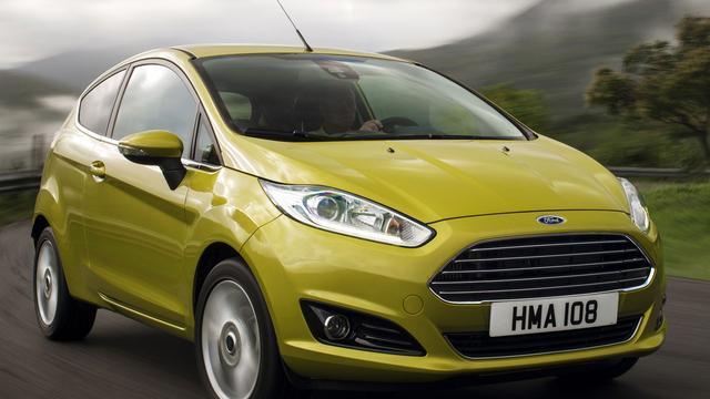 Autoverkoop UK dikke plus