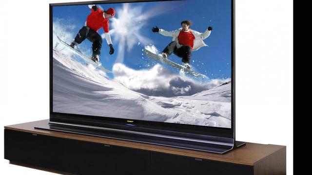 Sharp presenteert 'tv's van de toekomst'
