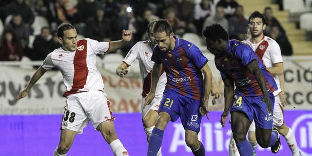 Rayo Vallecano definitief niet in Europa League