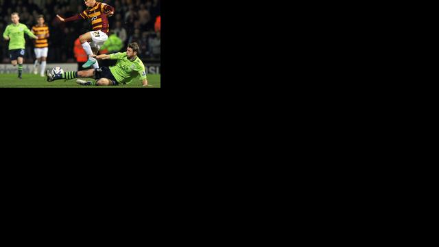 Aston Villa blameert zich tegen Bradford in League Cup