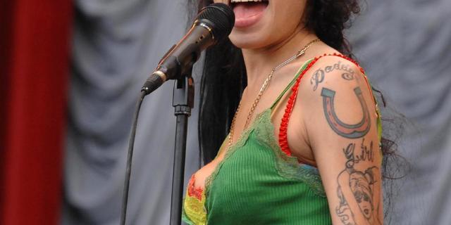 Makers hologram Amy Winehouse gaan drie jaar op tournee met beeltenis