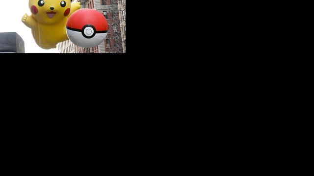 Arcade-vechtgame rond Pokémon in de maak