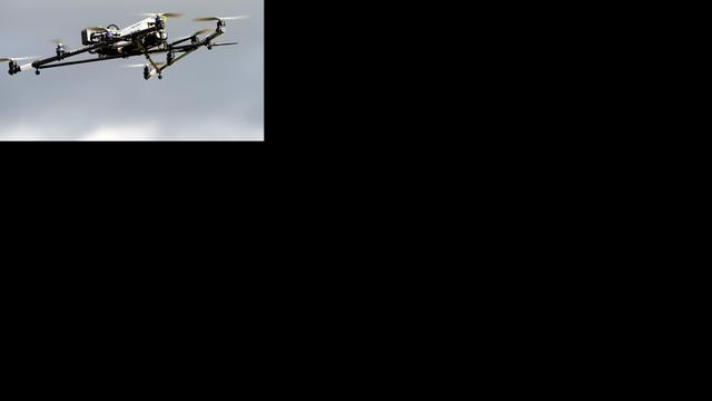 Politie Amsterdam stopt gebruik van drone na defect