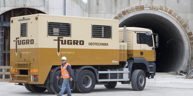 UBS meldt belang in Fugro bij AFM