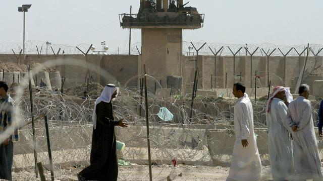 Schadevergoeding oud-gevangenen Abu Ghraib