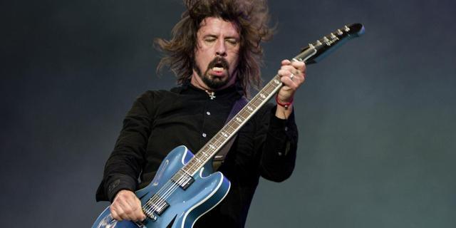 Leden Nirvana in band Dave Grohl