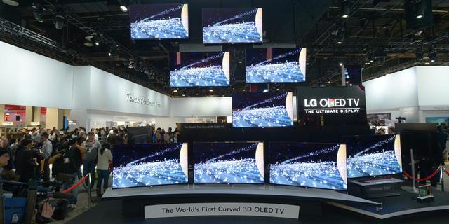iPads en tv's helpen LG Display aan winst
