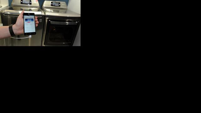 Slimme koelkast en wasmachine van LG nog niet naar Nederland
