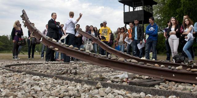 Westerbork krijgt kunstwerk van provincie Drenthe