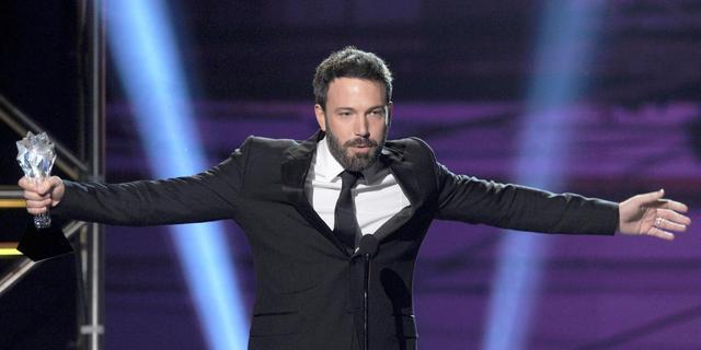Critic's Choice Awards voor Argo en Silver Linings