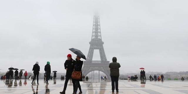 Franse economische krimp bevestigd