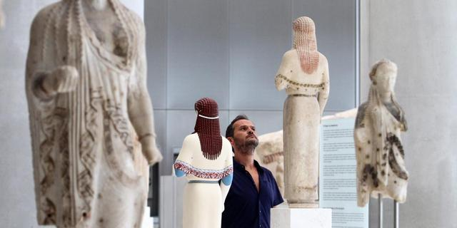 Getty Museum geeft hoofd Hades terug