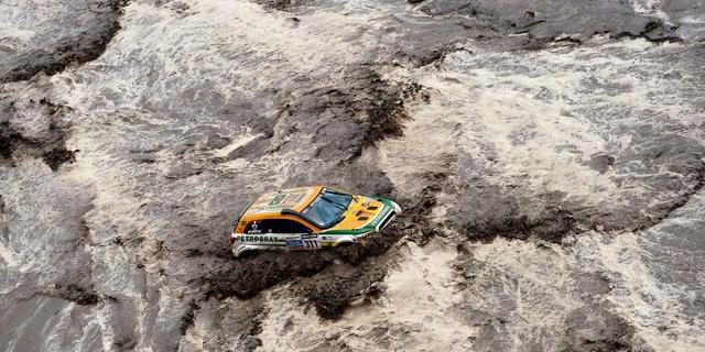 Opnieuw noodweer tijdens Dakar Rally