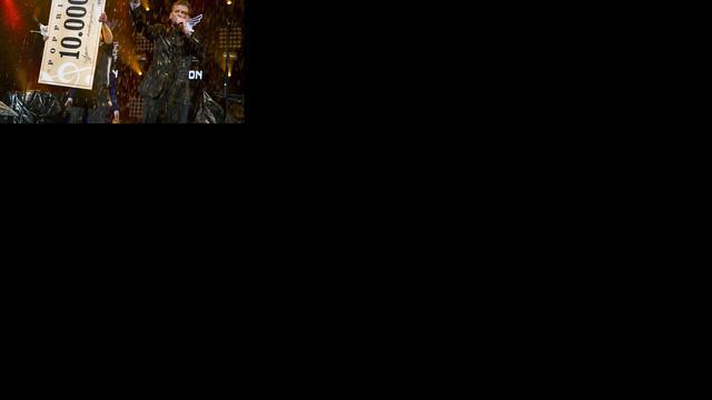 Racoon wint Popprijs 2012