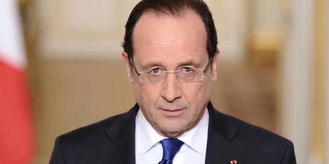 'Hollande minst populaire Franse president ooit'