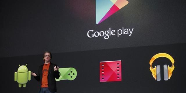 'Google Play-inkomsten met 67 procent toegenomen'
