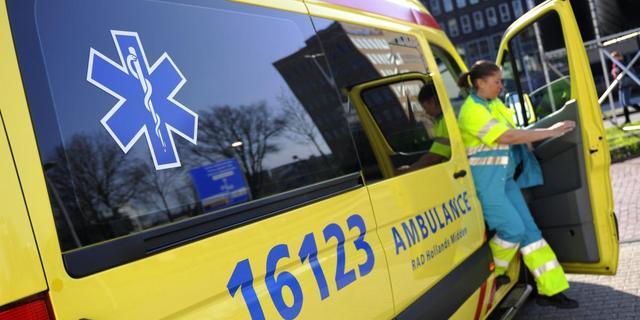 Zes gewonden door koolmonoxide in sportkantine Rotterdam