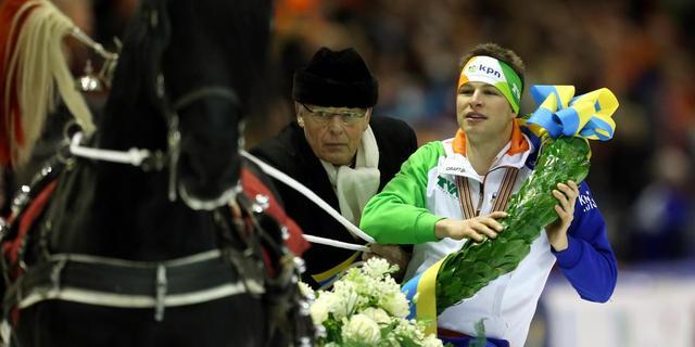 Kramer voor zesde keer Europees kampioen allround