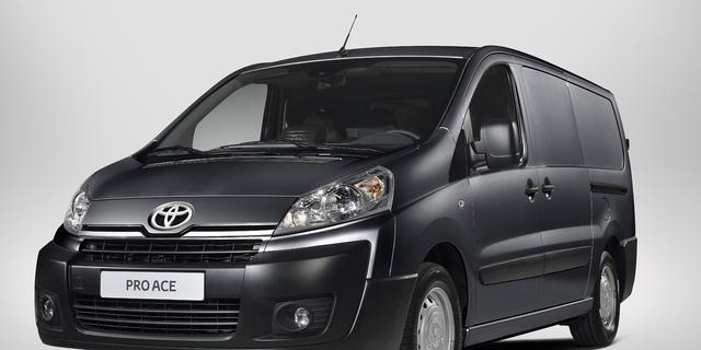 Toyota prijst ProAce