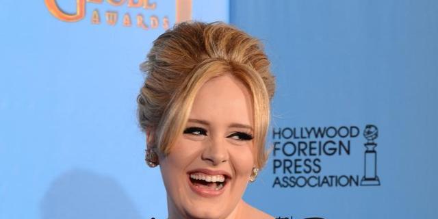 Adele wanhopig door plankenkoorts
