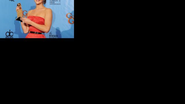 Jennifer Lawrence let op de centen