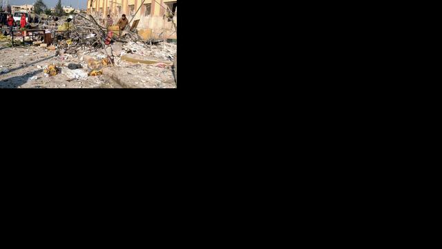 'Syrische rebellen vernietigen vliegtuig uit Iran'