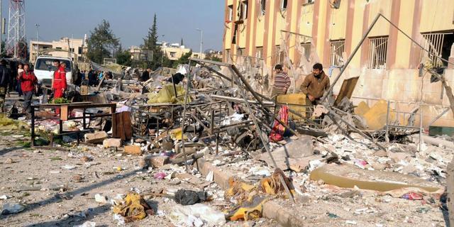 'Al-Qaeda wint aan invloed in Syrië'