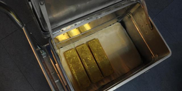 Nederlands goud niet teruggehaald